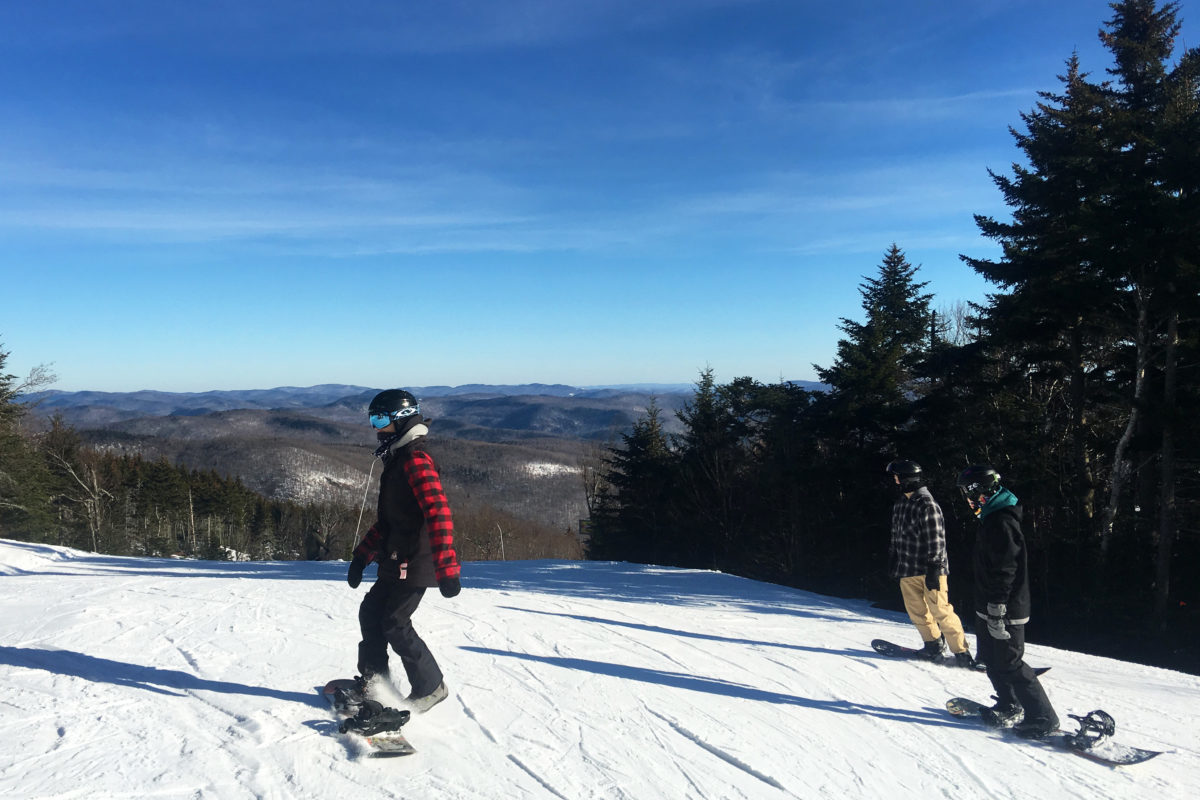 The luxury of a family friendly visit to the Okemo ski resort in Vermont
