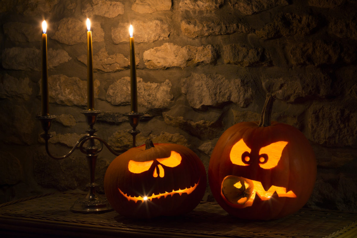 the best places for a luxury Halloween this year