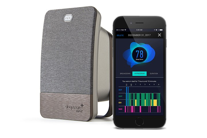 The latest in luxury sleep tech