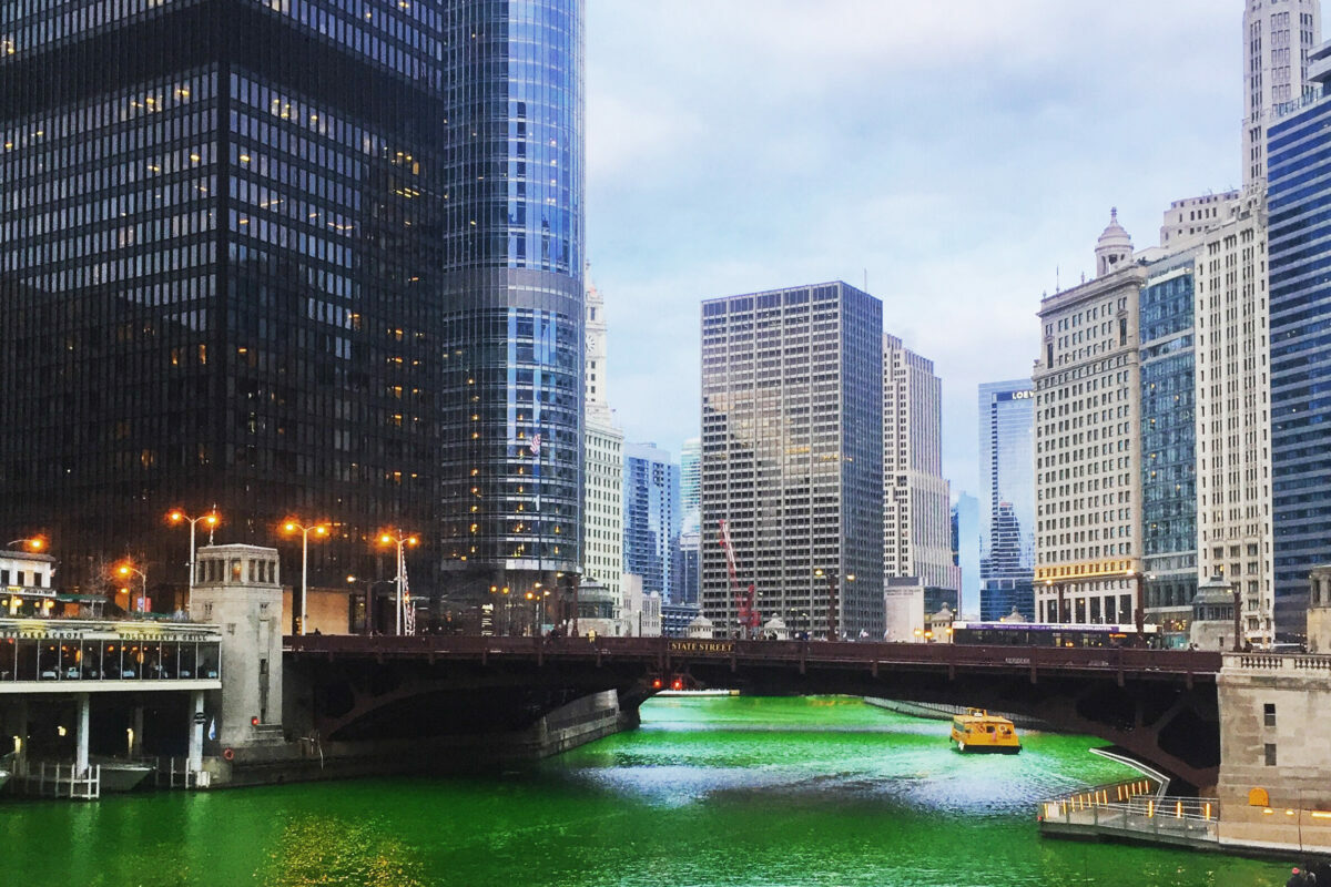 best places in the world to celebrate st. patrick's day