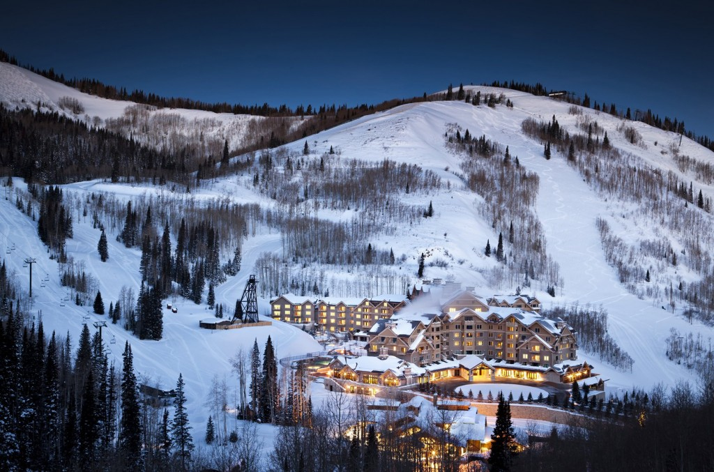 the best luxury hotel in Deer Valley Utah The Montage