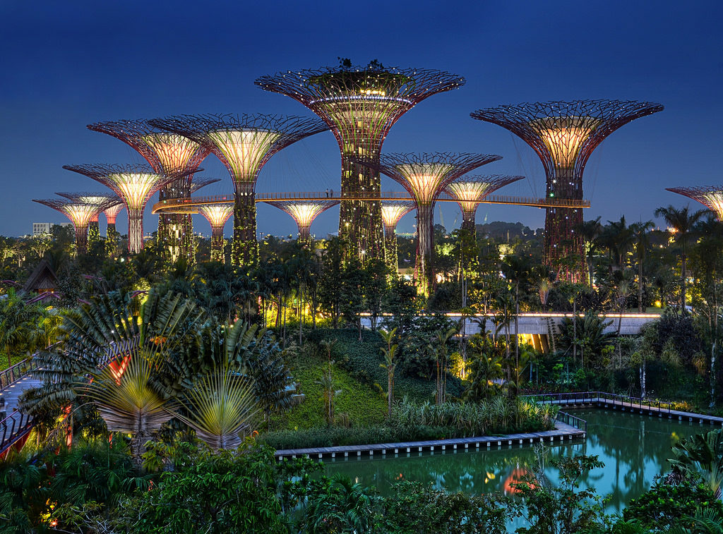 One of the best gardens in Asia