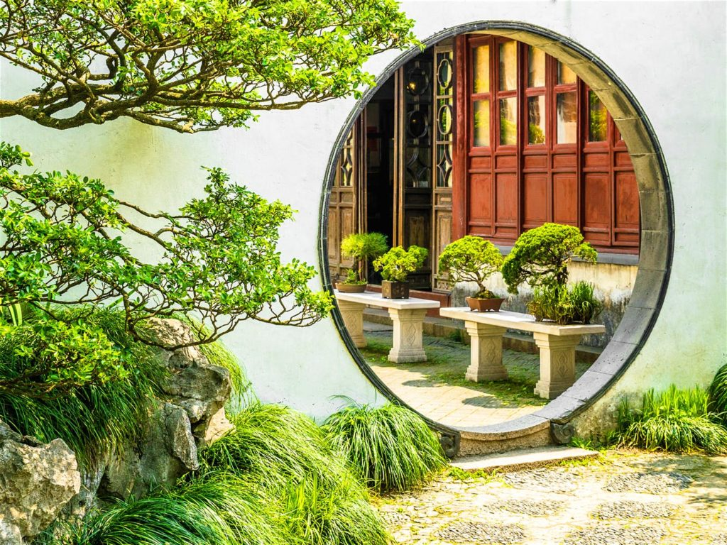 One of the best gardens in Asia and Africa