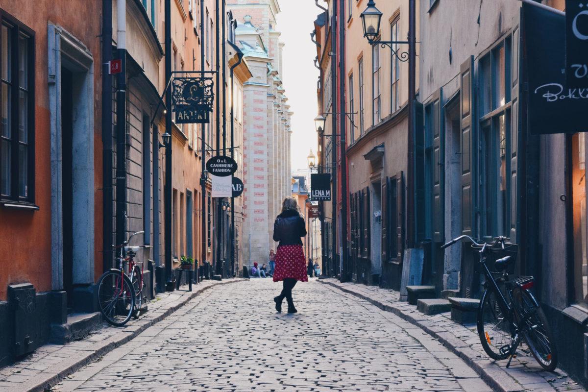 Luxury trip to Stockholm, Sweden