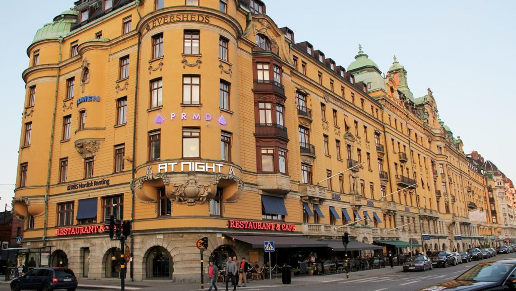 best first trip to Stockholm