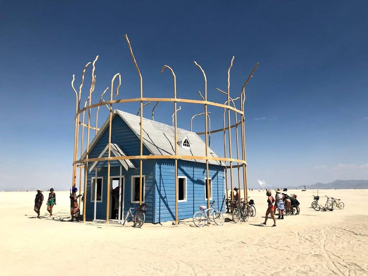 best art installations from history of burning man