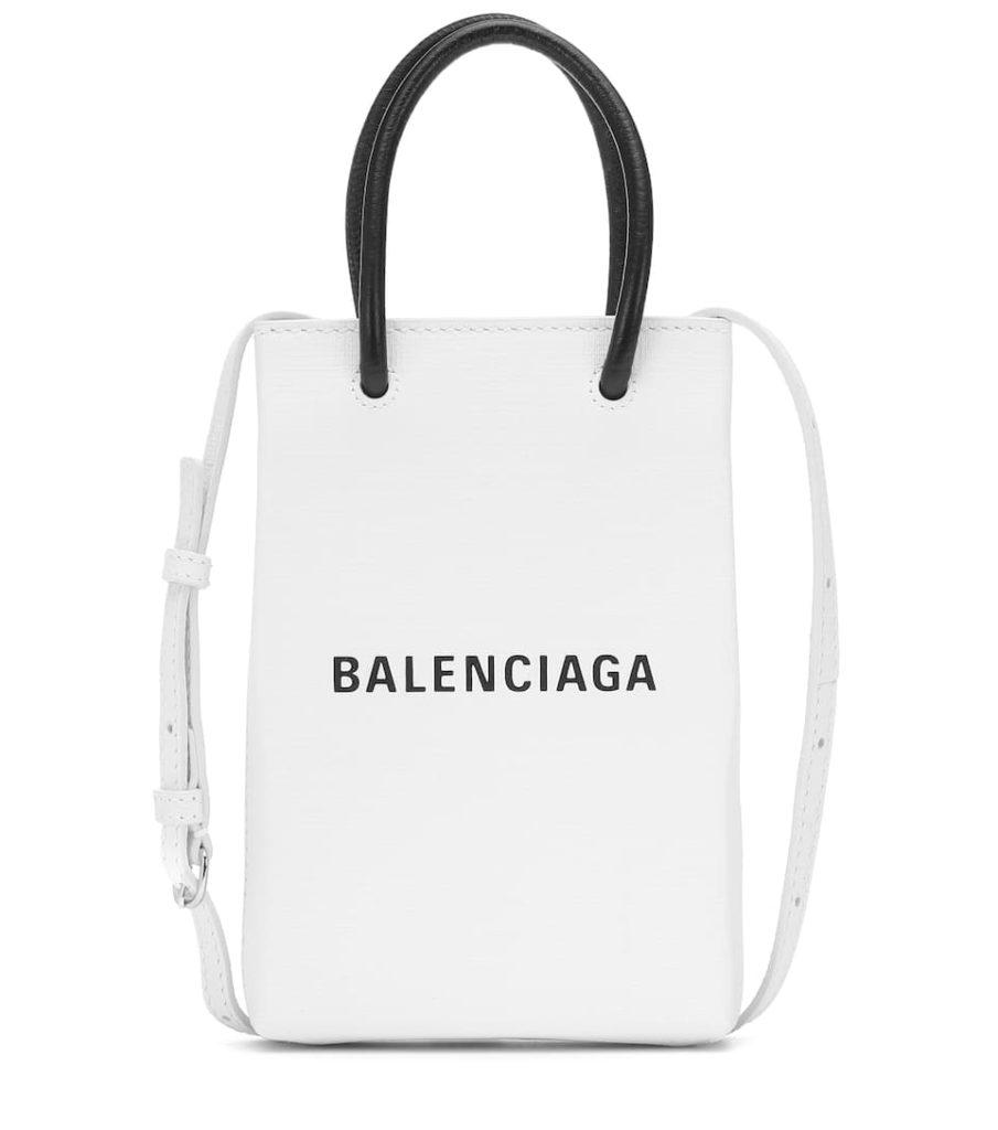 luxury handbags that look like grocery bags
