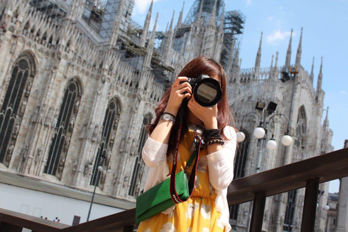 Where is the Best Luxury Shopping in Milan? - Dandelion Chandelier