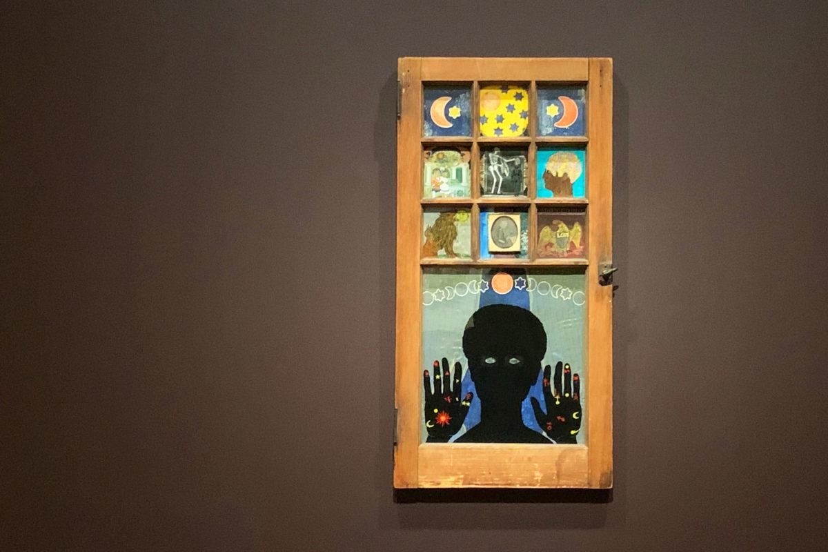 Betye Saar: The Legends of Black Girl's Window exhibit at the MoMA New York City