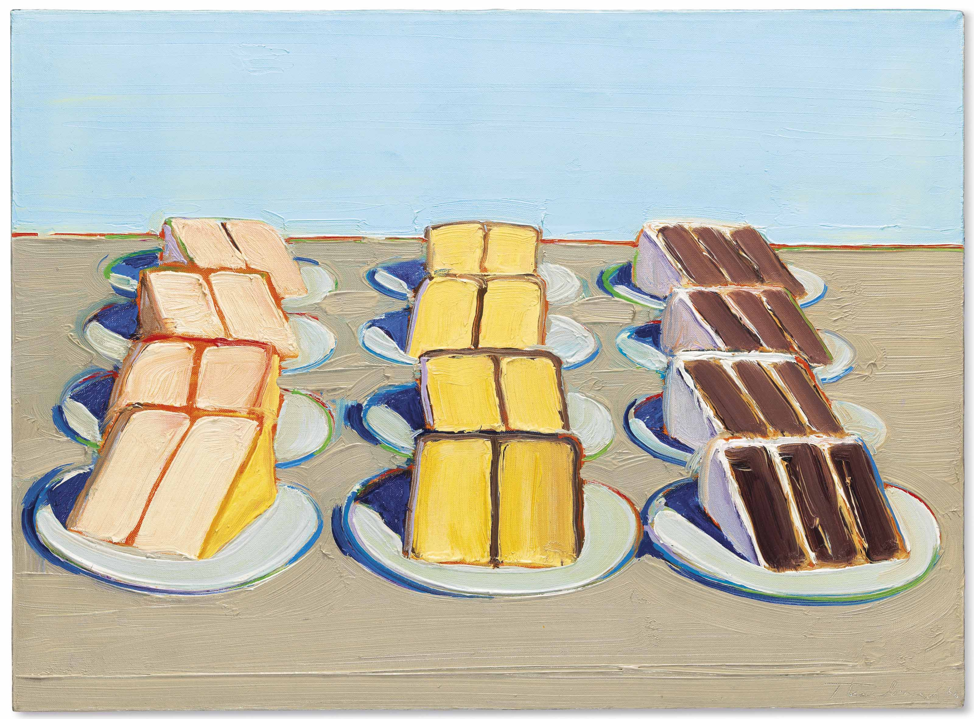 famous works of art about food, simple meals and feasting