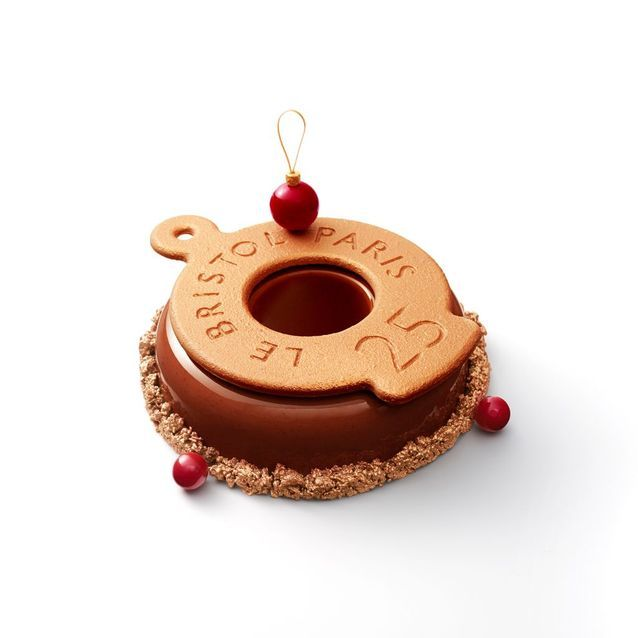 The best Christmas desserts in Paris 2019