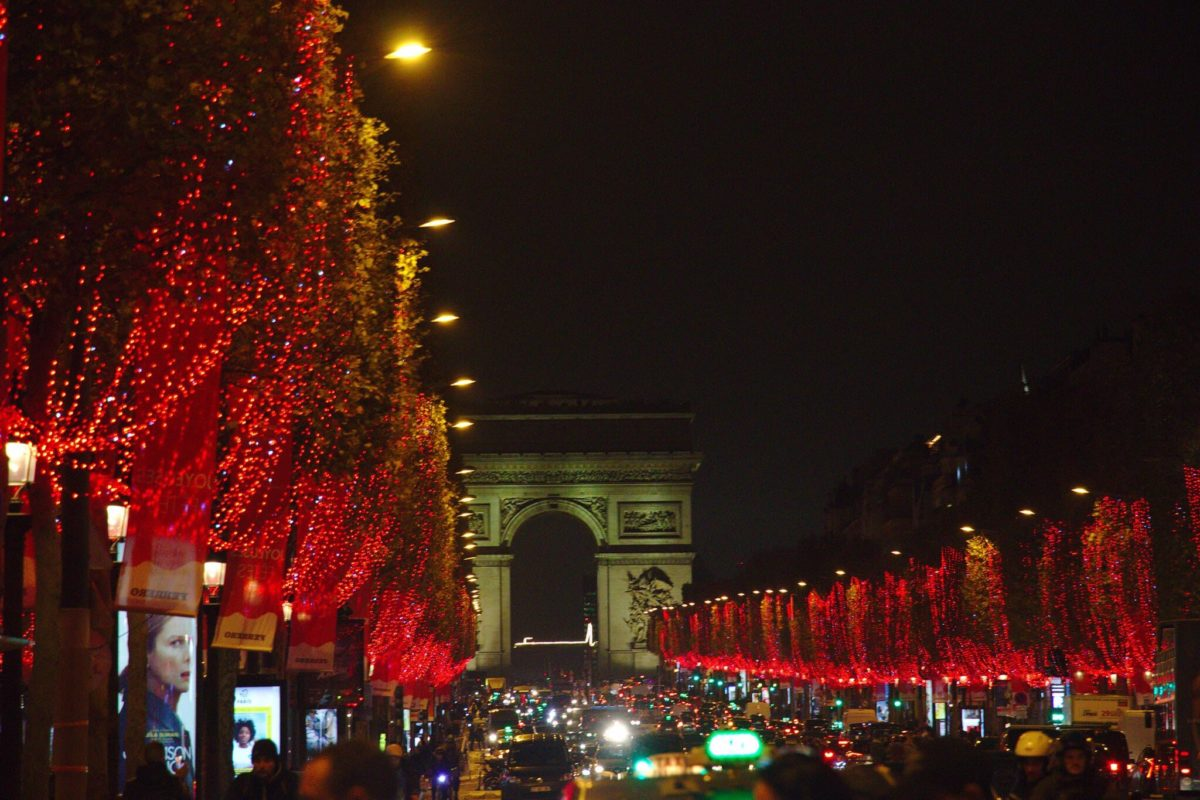 The Best Christmas Decorations In Paris This Year Dandelion