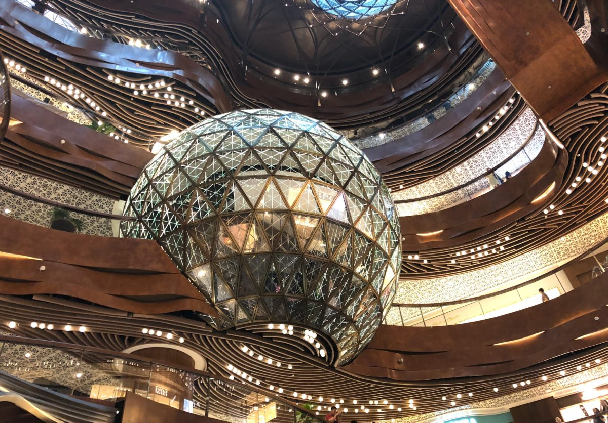 The best luxury destination shopping malls in the world right now