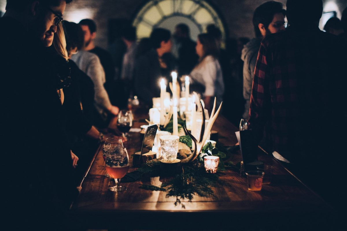 how to get ready holiday entertaining