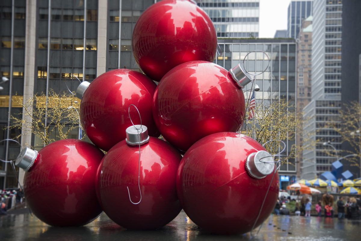 The best Christmas decorations in New York this year