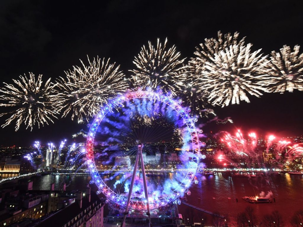 best new year's eve celebrations