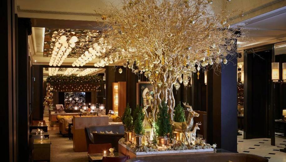 The best Christmas trees in London this year