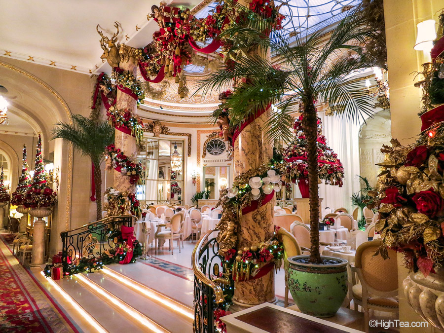 best Christmas decorations in London 2019