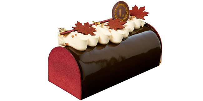 The best 2019 Christmas cake in Paris