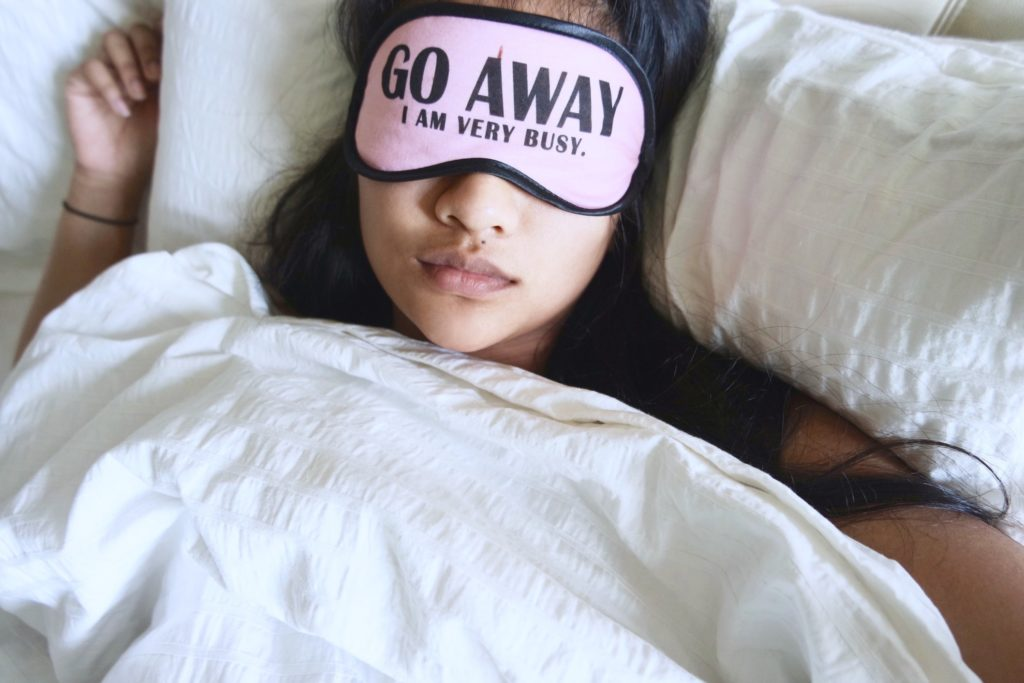 New high-tech sleep products