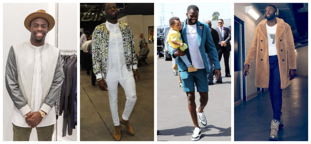 NBA players who are style influencers