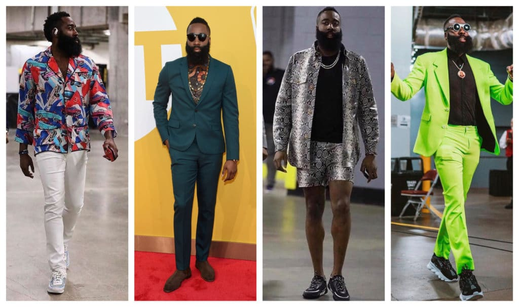 The best-dressed players in the NBA right now