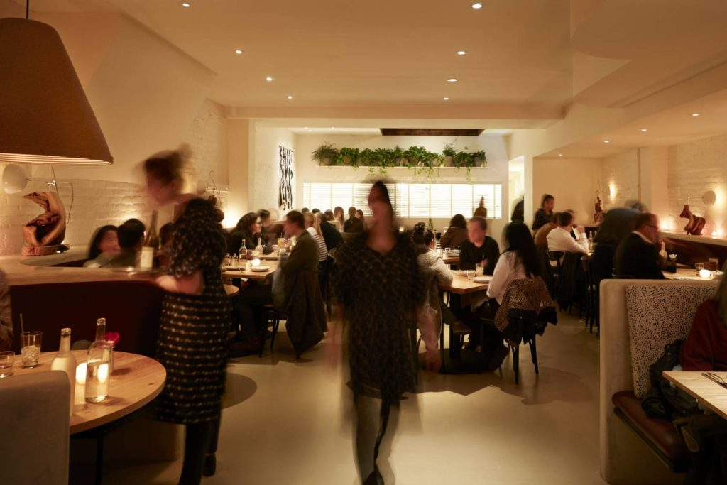 The best vegetarian restaurants for a business meal