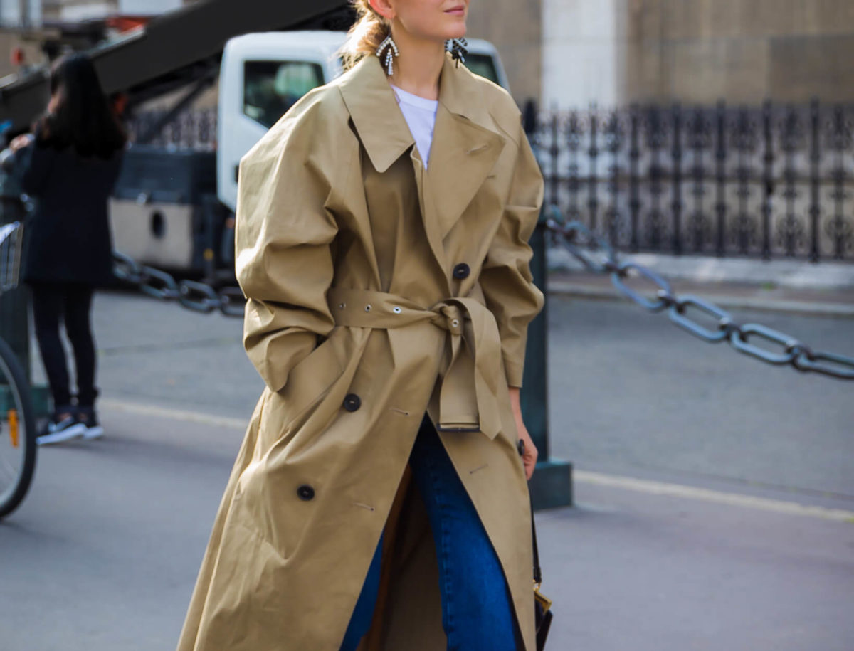 The best trench and rain coats for spring summer 2020