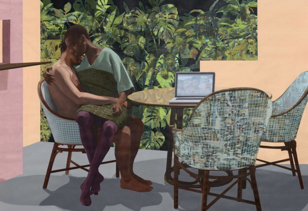 Beautiful and influential paintings about love and romance