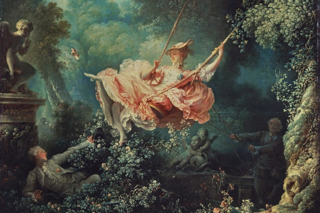 influential paintings of love and romance
