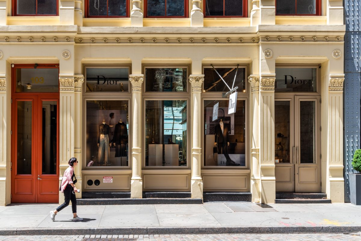 Our guide to luxury shopping in SoHo New York