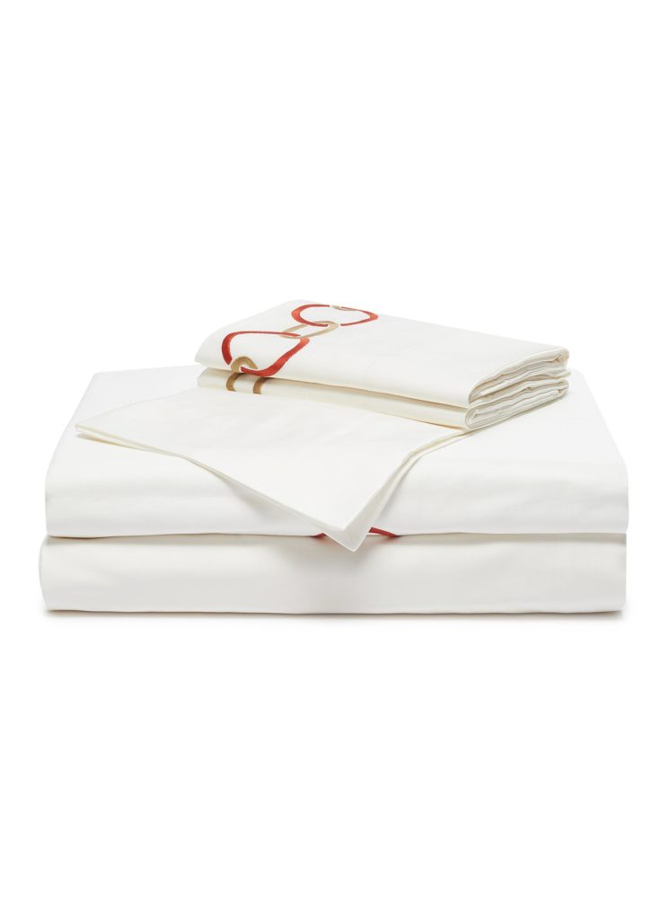 luxury bed linens for spring
