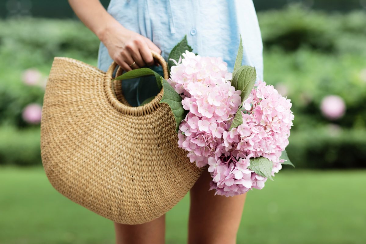 the best straw wicker and raffia bags right now