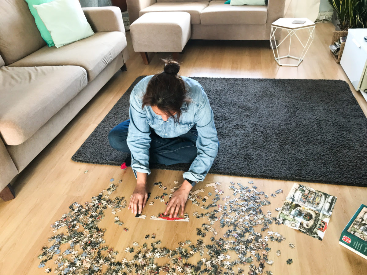 the best soothing calming beautiful jigsaw puzzles for adults