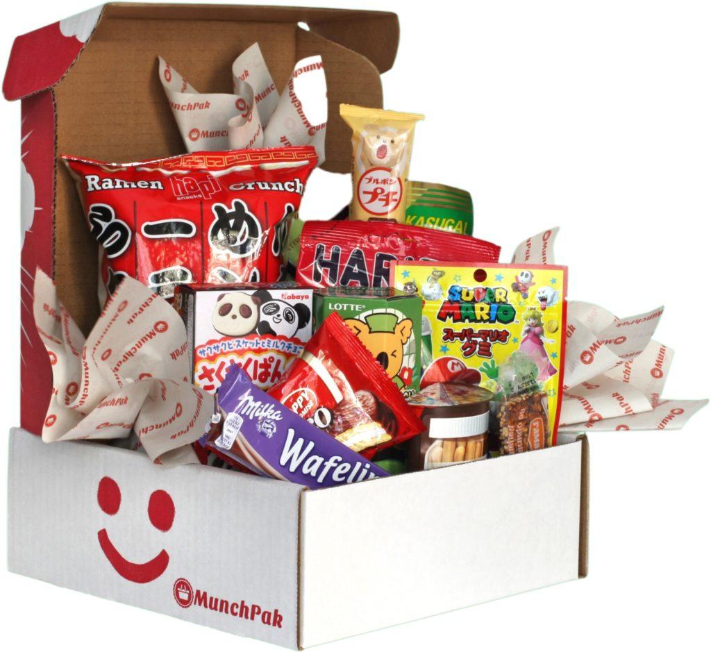 subscription box international snacks