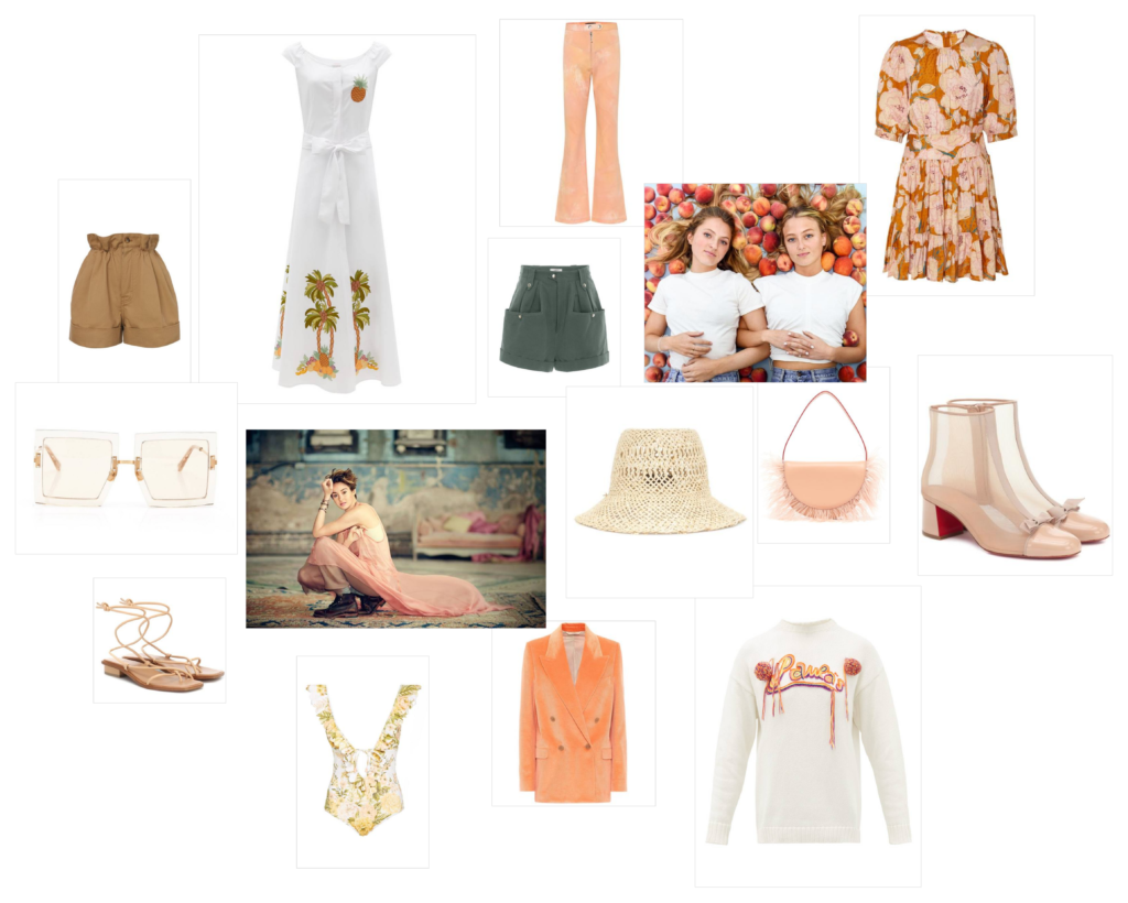 What to wear to be summer chic in June