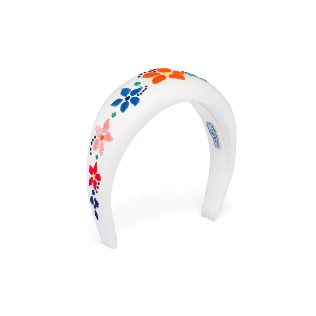 best luxury summer hair accessories, including headbands, for 2020