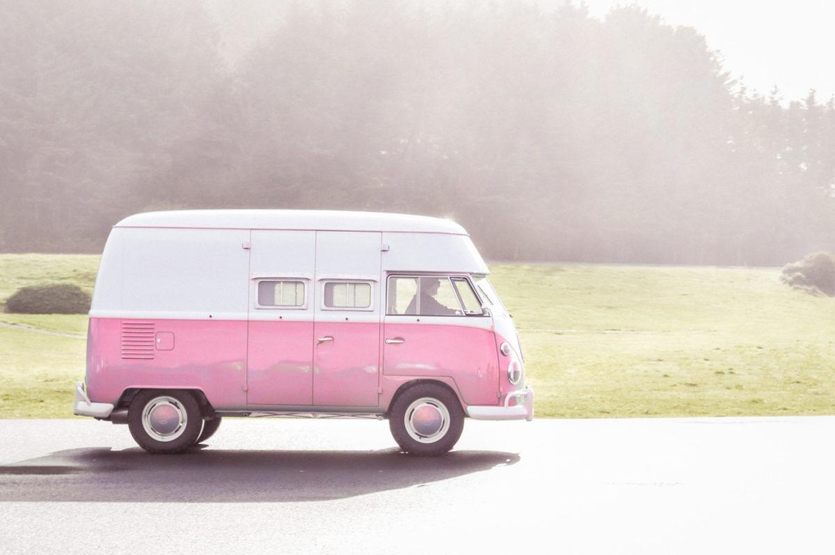 What's the best luxury camper van, microbus, or weekender van for a road trip right now?