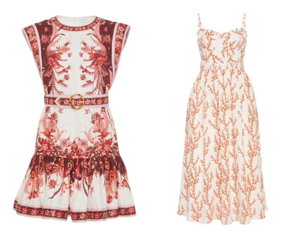 the mini takes on the midi for the best dress of summer 2020