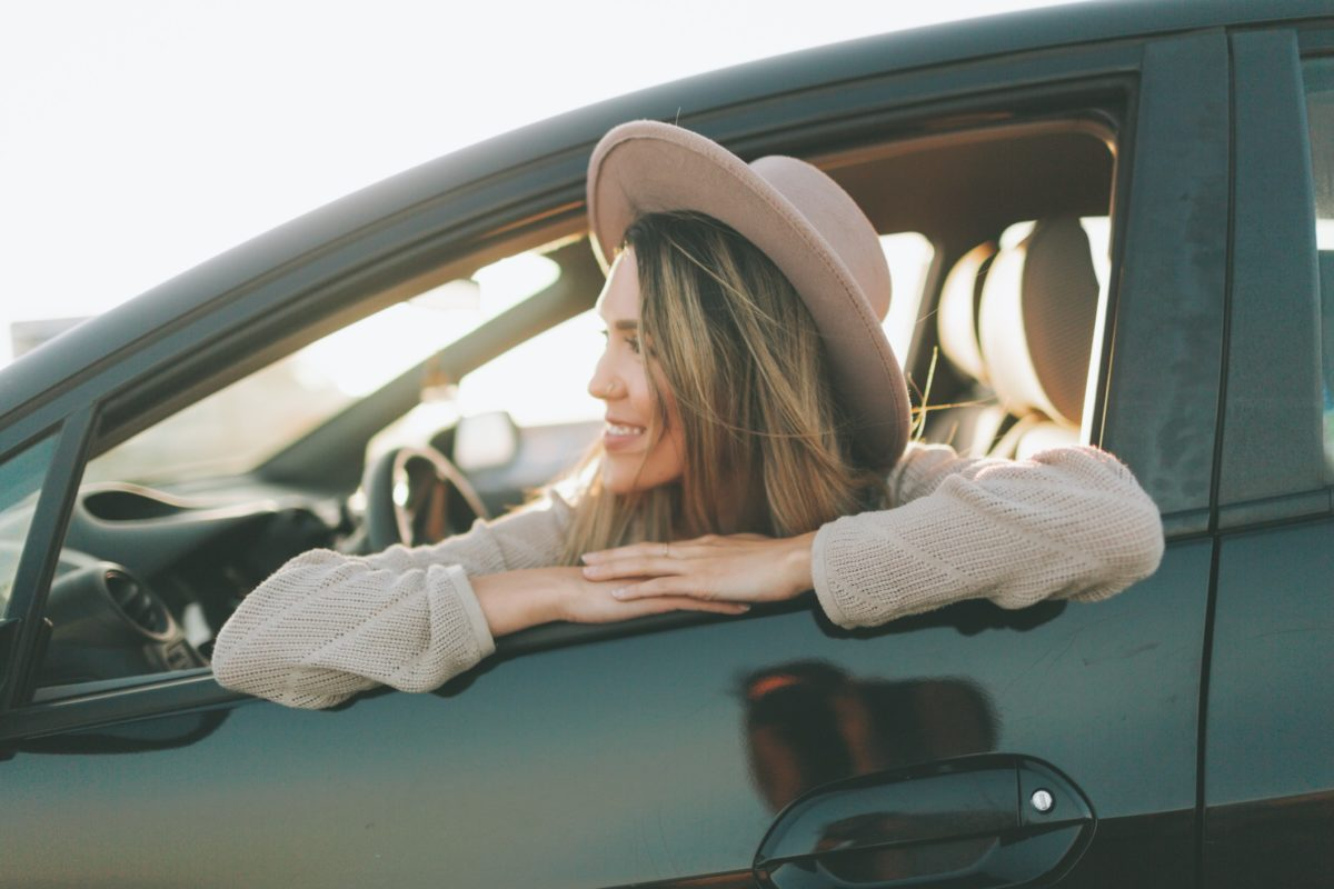the perfect music playlist of what to listen to in the month of June 2020 on a summer road trip