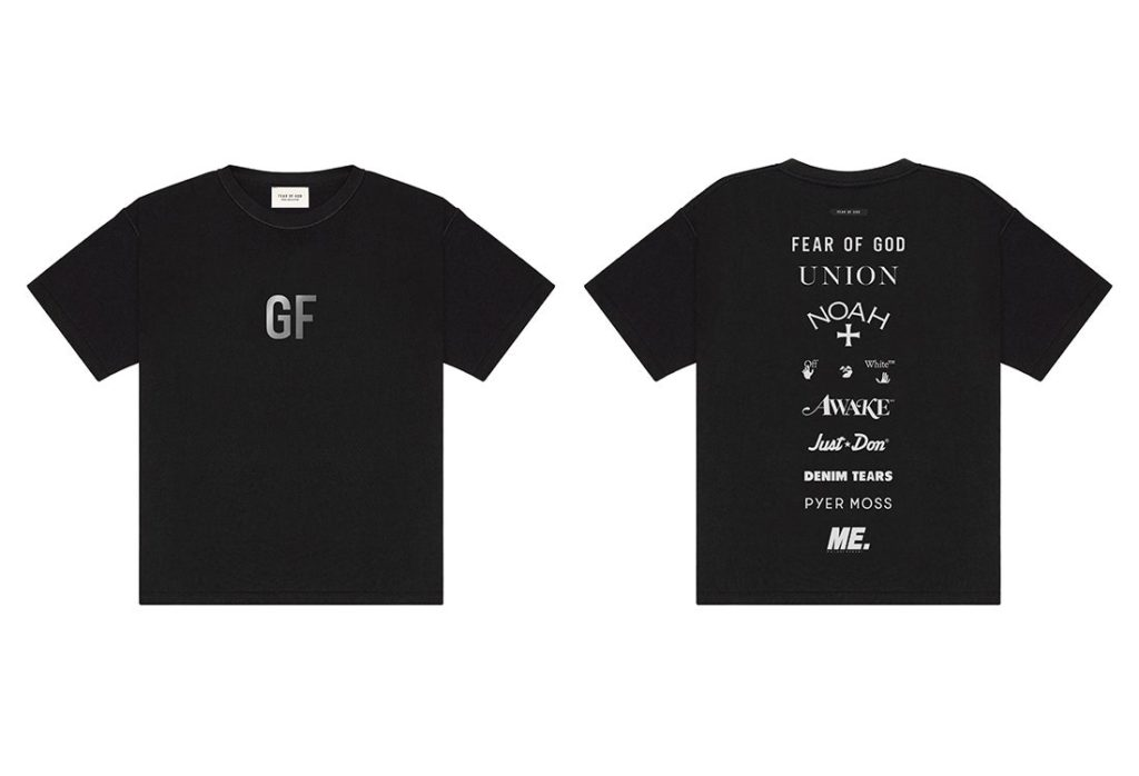 Graphic tees to support the Black Lives Matter (BLM) movement with proceeds to charity