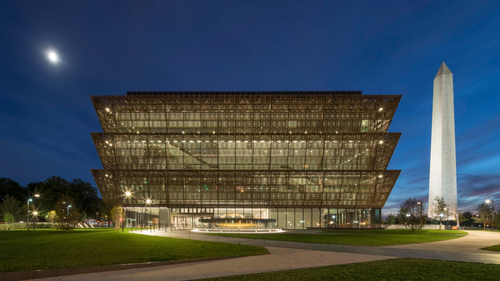 Important works by influential African-American architects