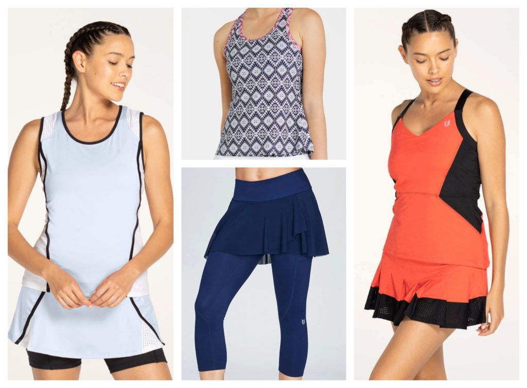 luxury tennis clothes for women