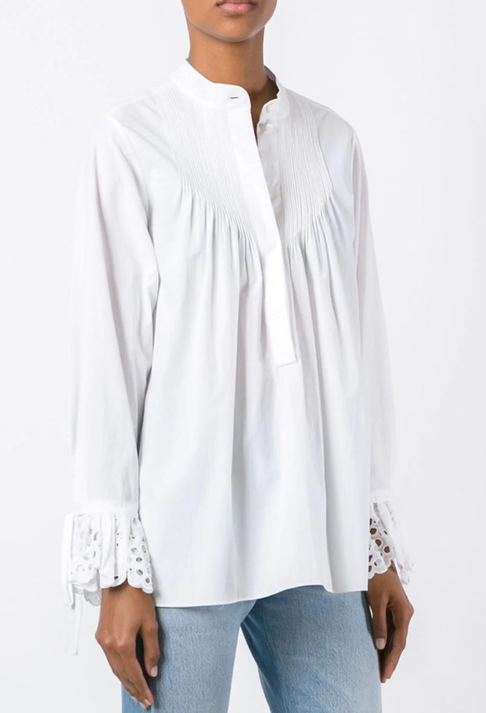 best Broderie Anglaise blouse