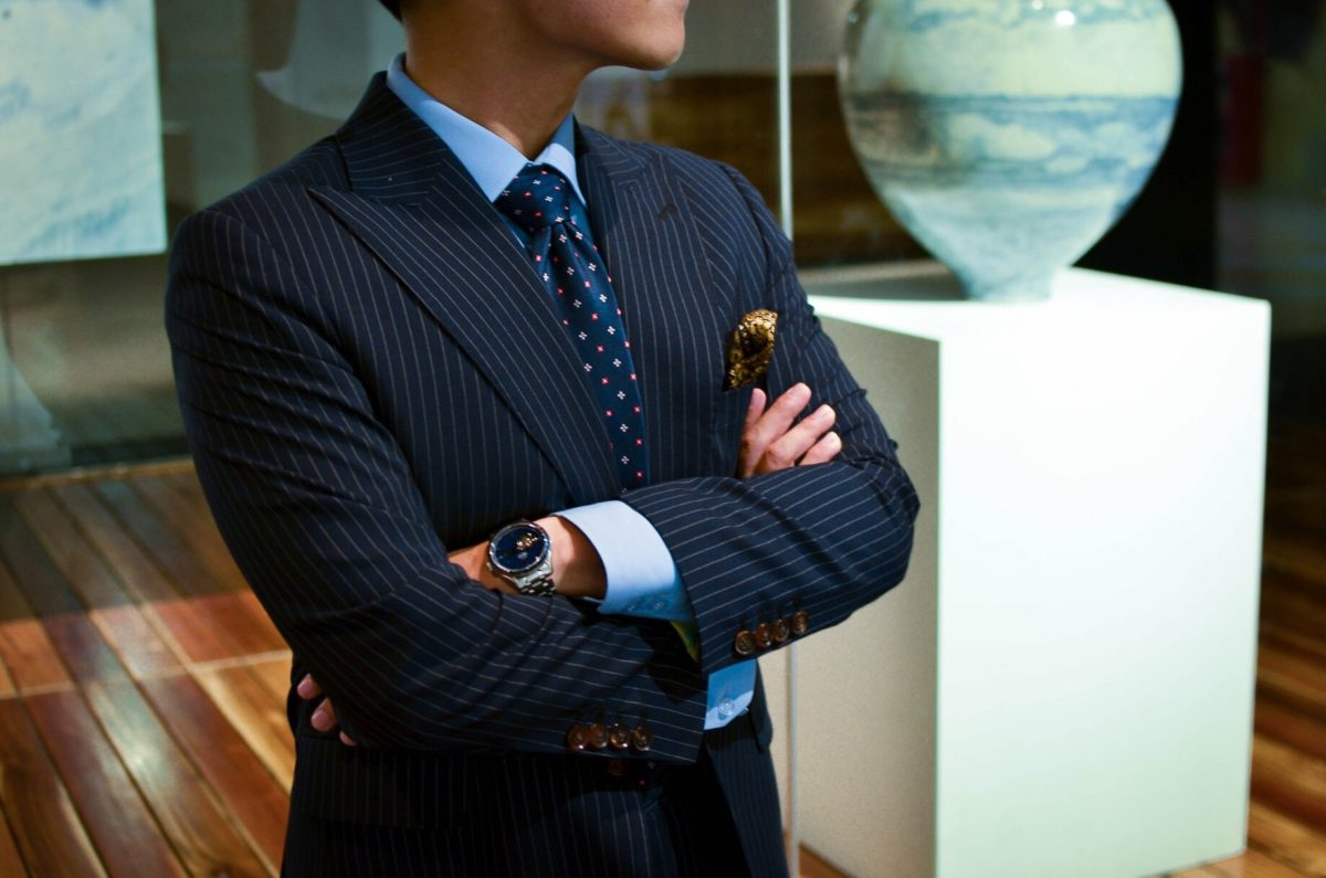 How to gift a luxury bespoke suit from Huntsman Savile Row,