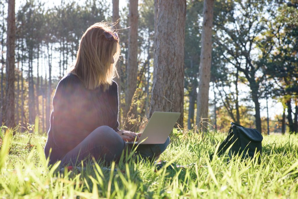 """Could """"green desking"""" in a rural coworking workspace be the future of work?"""