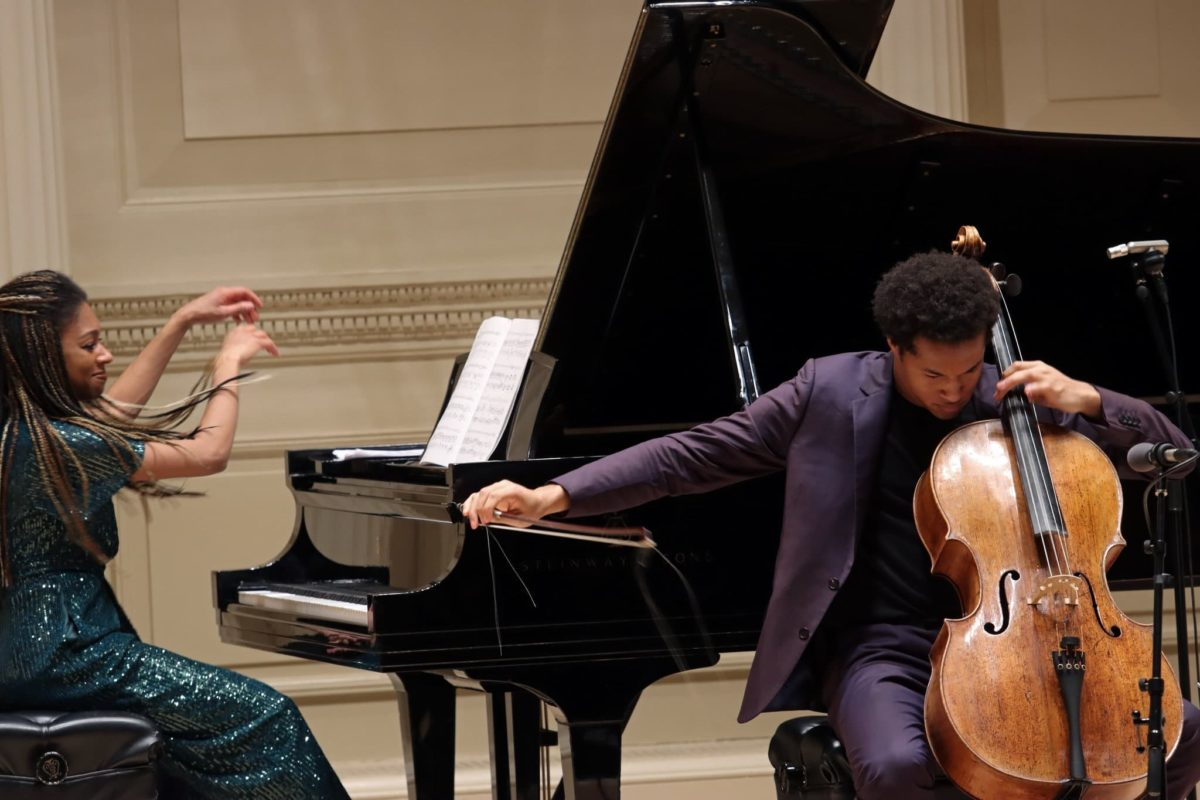 who are the top black musicians composers and conductors in the world of classical music right now?