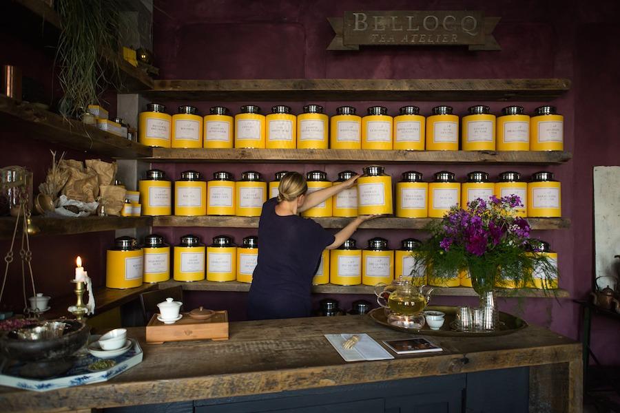best gourmet tea shops