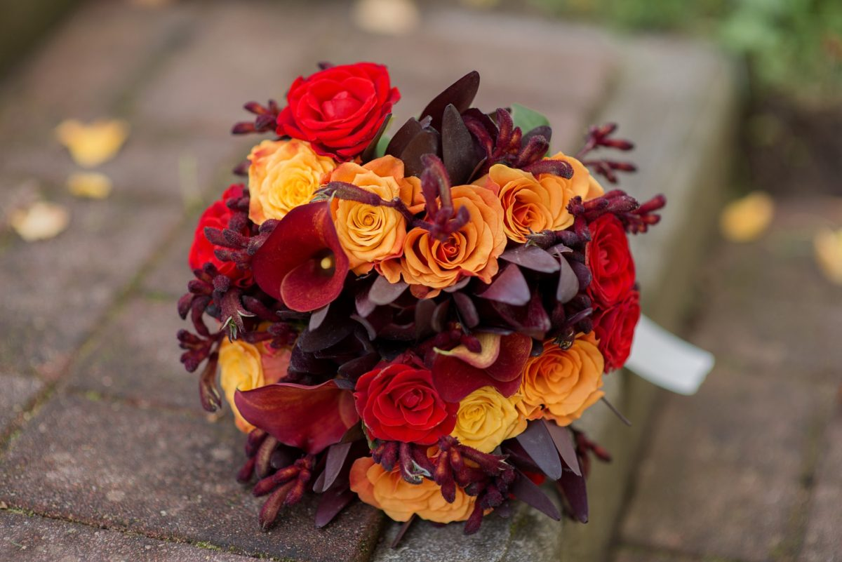 the best luxury autumn bouquets to buy this season
