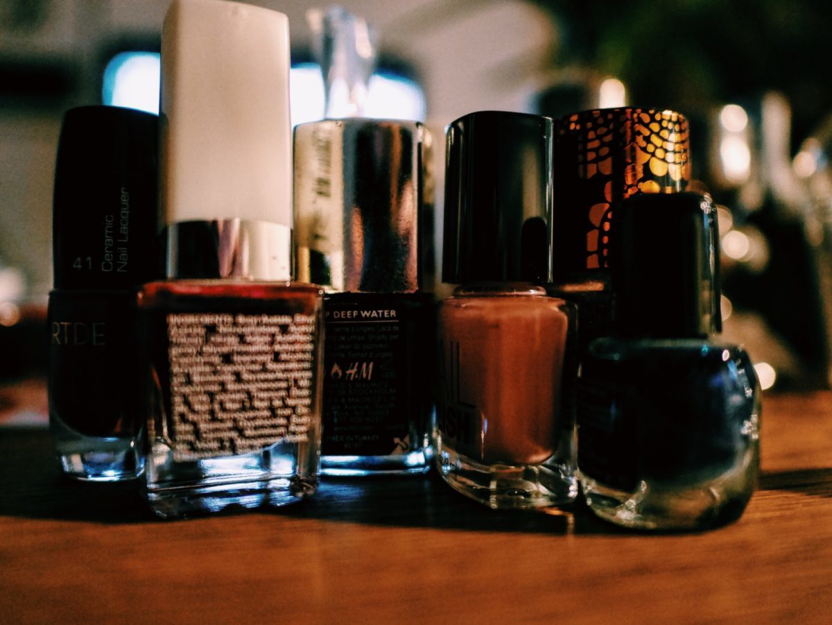 The 20 Best Luxury Nail Polish Colors for Halloween